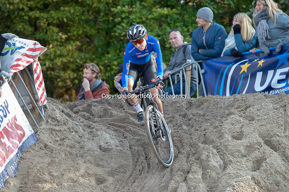 04-11-2018: Wielrennen: EK veldrijden: Rosmalen<br />ALcia Maria Arzuffi