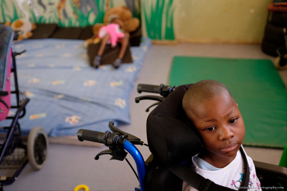 Opaganda Center, center for disabled children, Windhoeck Namibia
