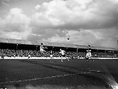 1958 - Soccer International: Ireland v South Africa at Tolka Park