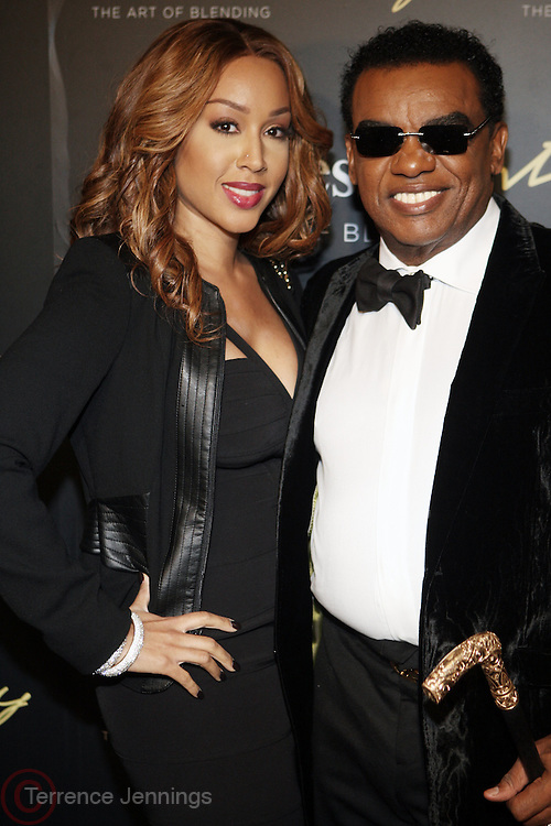 14 October 2010- New York, NY- Ron Isley and Kandy Johnson at the The Hennessy Artistry Hale Event held at Cipriani Wall Street on October 14, 2010 in New York City. ..Hennessy Artistry 2010 wraps up in MYC, the last stop on the five-city tour of exclusive events featuring an eclectic mix of musical acts.