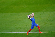 Christophe Jallet (FRA) at line out during the 2017 Friendly Game football match between France and Wales on November 10, 2017 at Stade de France in Saint-Denis, France - Photo Stephane Allaman / ProSportsImages / DPPI