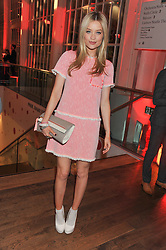 LAURA WHITMORE at One Night Changes Everything - a fundraising evening for the 2013 Comic Relief Campaign held at The Royal Opera House, London on 28th February 2013.