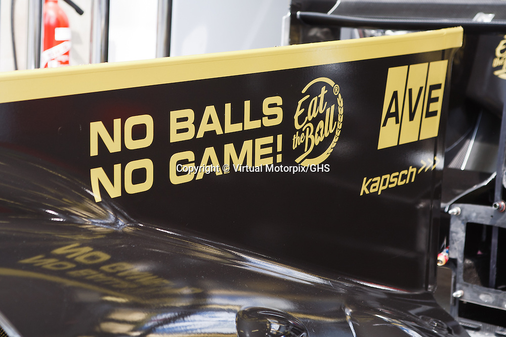 No Balls, No Game, Lotus T128-Praga at Le Mans 24H 2013