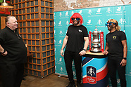 Deliveroo | Trophy Cup
