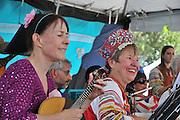 Arizona Balalaika Orchestra concert at 2013 Tucson Folk Festival.