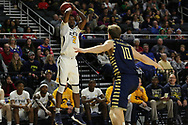 December 22, 2017 - Johnson City, Tennessee - Freedom Hall: ETSU forward David Burrell (2)<br /> <br /> Image Credit: Dakota Hamilton/ETSU