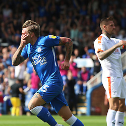Peterborough United v Luton Town