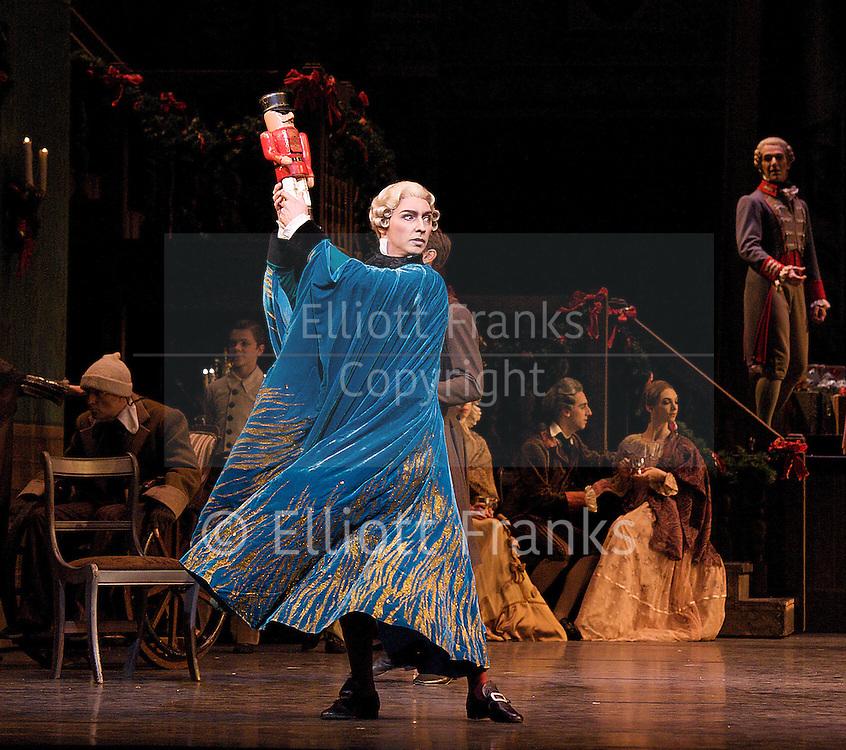 The Nutcracker At The Royal Ballet Elliott Franks