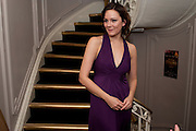 RACHAEL STIRLING, First night for 'An Ideal Husband' by Oscar Wilde ÐThe play opened at The Vaudeville Theatre with a party after  Kettners, Soho. 10 November 2010. . -DO NOT ARCHIVE-© Copyright Photograph by Dafydd Jones. 248 Clapham Rd. London SW9 0PZ. Tel 0207 820 0771. www.dafjones.com.<br /> RACHAEL STIRLING, First night for 'An Ideal Husband' by Oscar Wilde –The play opened at The Vaudeville Theatre with a party after  Kettners, Soho. 10 November 2010. . -DO NOT ARCHIVE-© Copyright Photograph by Dafydd Jones. 248 Clapham Rd. London SW9 0PZ. Tel 0207 820 0771. www.dafjones.com.