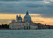 Basilica of Santa Maria della Salute, Venice, Italy