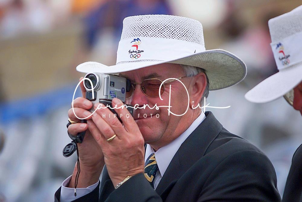 Peeters jan<br /> Olympic Games Sydney 2000<br /> Photo © Dirk Caremans