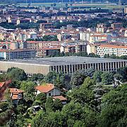 Torino, quartiere Nizza Lingotto Italia '61 Palazzo del lavoro