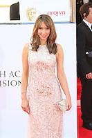 Alex Jones, Arqiva British Academy Television Awards - BAFTA, Theatre Royal Drury Lane, London UK, 18 May 2014, Photo by Richard Goldschmidt