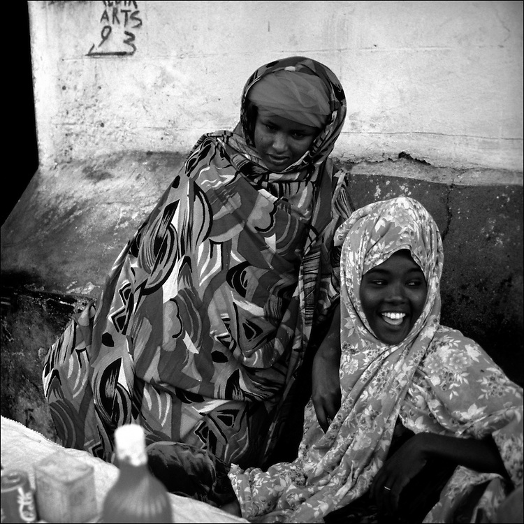 "Somalia 1993 Mogadishu - In the 1980s a civil war erupted in Somalia when warlord factions joined together to overthrow then president Siad Barre, who finally lost power in 1991. Since then power struggles between warlords have ravaged the country with violence and famine. U.S. and international troops entered Somalia to provide aid and presence in December of 1992, ""Operation Restor Hope."""