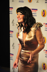 © Licensed to London News Pictures. 16/12/2011. London, England.Hilary Devey attends the Channel 4 British Comedy Awards  in Wembley London .  Photo credit : ALAN ROXBOROUGH/LNP