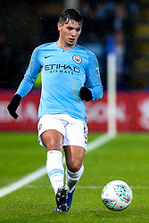 Brahim Diaz of Manchester City - Mandatory by-line: Robbie Stephenson/JMP - 18/12/2018 - FOOTBALL - King Power Stadium - Leicester, England - Leicester City v Manchester City - Carabao Cup Quarter Finals