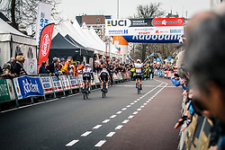 DIDERIKSEN Amalie of DEN winning the UCI Women's WorldTour Ronde van Drenthe at Drenthe, The Netherlands, 11 March 2017. Photo by Pim Nijland / PelotonPhotos.com | All photos usage must carry mandatory copyright credit (Peloton Photos | Pim Nijland)