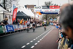 DIDERIKSEN Amalie of DEN winning the UCI Women's WorldTour Ronde van Drenthe at Drenthe, The Netherlands, 11 March 2017. Photo by Pim Nijland / PelotonPhotos.com | All photos usage must carry mandatory copyright credit (Peloton Photos | Pim Nijland)