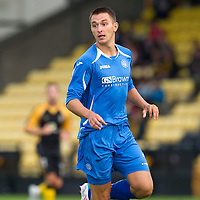 Trialist Brett Williams, St Johnstone FC..Season 2012-13<br /> Picture by Graeme Hart.<br /> Copyright Perthshire Picture Agency<br /> Tel: 01738 623350  Mobile: 07990 594431