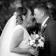 Debbie and Scott's wedding