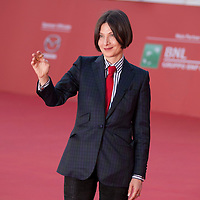 Donna Tartt, American author at the 10th Rome Film Festival. Rome, Italy. 16/10/2015<br /> <br /> Photograph by Steve Bisgrove/Writer Pictures<br /> <br /> WORLD RIGHTS