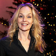 NLD/Hilversum/20141209 - Sky Radio Christmas Tree for Charity 2014, Marlene Sahulpala