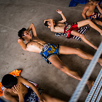 Thailand | Child Boxing