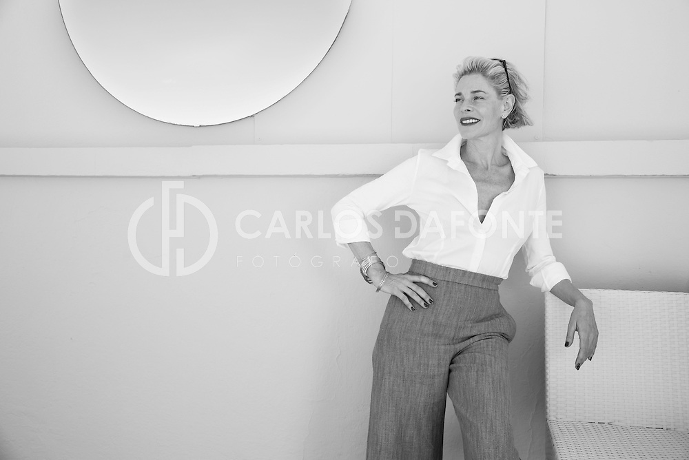 Belén Rueda en el Festival de cine de Málaga