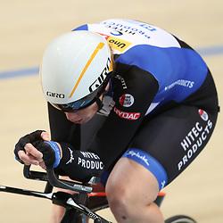 17-12-2016: Wielrennen: NK baanwielrennen: Apeldoorn       <br /> APELDOORN (NED) wielrennen   <br /> Kirsten Wild plaatst zich als tijd snelste op de achtervolging