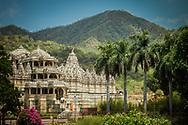 Jain Temple Outside, Ranakpur India