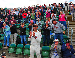 Marcus Trescothick of Somerset joins his stand.  - Mandatory by-line: Alex Davidson/JMP - 22/09/2016 - CRICKET - Cooper Associates County Ground - Taunton, United Kingdom - Somerset v Nottinghamshire - Specsavers County Championship Division One