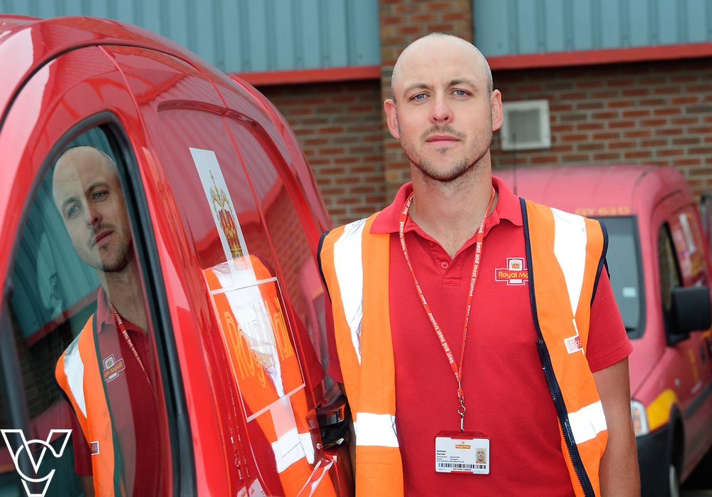 A thief who made off with a chainsaw had his escape route cut short thanks to postman Matthew Ferrier (pictured).  Matthew, who is based out of Grimsby Delivery Office, stopped the thief who walked into LD Lawnmowers in Holton-le-Clay and ran out having stolen a &pound;400 chainsaw.<br /> <br /> Picture: Chris Vaughan Photography<br /> Date: July 11, 2017