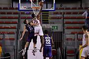 Aaron Thomas<br /> Virtus Roma - Novipiu Casale Monferrato<br /> Campionato Basket LNP 2017/2018<br /> Roma 04/11/2017<br /> G.Masi / Ciamillo-Castoria