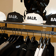NLD/Amsterdam/20141030 - Opening popup store Balr,