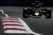 October 29, 2016: Mexican Grand Prix. Carlos Sainz Jr. Scuderia Toro Rosso