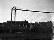 17/03/1961<br /> 03/17/1961<br /> 17 March 1961<br /> Soccer: League of Ireland v Irish League at Dalymount Park, Dublin.