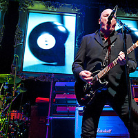 The Stranglers drop into Glasgow's O2 Academy on the Scottish leg of their 40th anniversary tour. (PLEASE DO NOT REMOVE THIS CAPTION)<br />