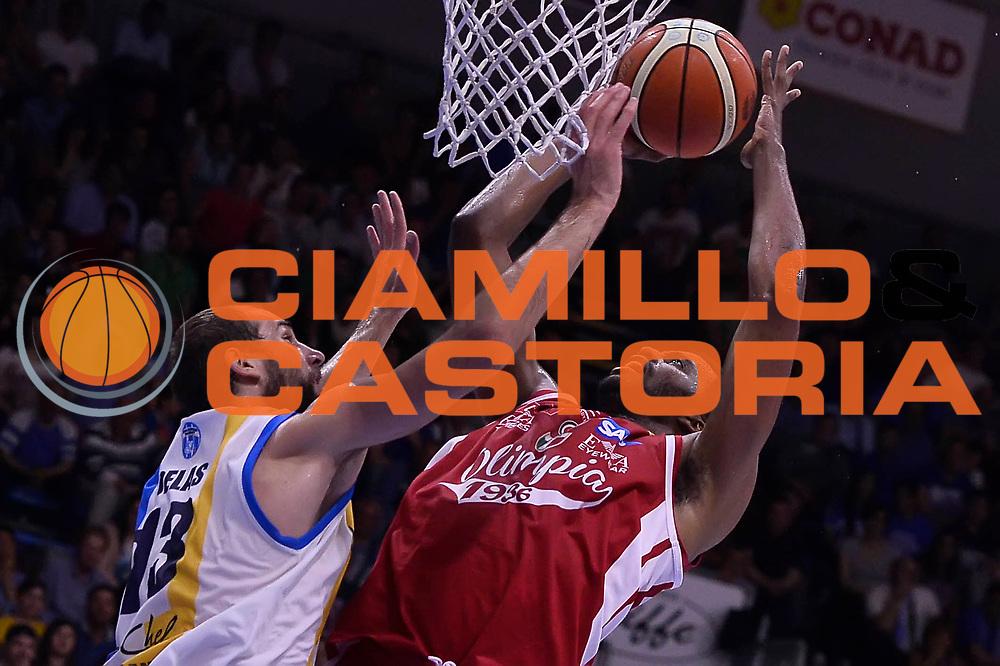 McLean Jamel<br /> Betaland Capo D'Orlando - EA7 Emporio Armani Olimpia Milano<br /> Playoff Gara 4<br /> Lega Basket 2016/2017<br /> Capo D'Orlando 18/05/2017<br /> Foto Ciamillo-Castoria