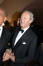 The DUKE OF MARLBOROUGH at a private dinner to unveil the Van Cleef & Arpels jewellery collection 'Couture' with fashion by Anouska Hempel Couture held at The Banqueting House, Whitehall Palace, London on 8th March 2005.<br /><br />NON EXCLUSIVE - WORLD RIGHTS