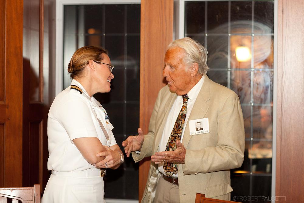 Taft School-Alumni Weekend 2013- Cindy Thebaud. (Photo by Robert Falcetti)