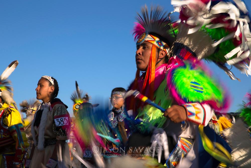 Indian Days, Browning Montana.