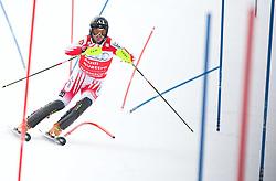 13.03.2010, Goudyberg Herren, Garmisch Partenkirchen, GER, FIS Worldcup Alpin Ski, Garmisch, Men Slalom, im Bild Herbst Reinfried, ( AUT, #1 ), Ski Blizzard, EXPA Pictures © 2010, PhotoCredit: EXPA/ J. Groder