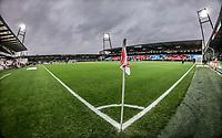 FODBOLD: Aalborg Stadion før kampen i ALKA Superligaen mellem AaB og FC Helsingør den 15. oktober 2017 på Aalborg Stadion. Foto: Claus Birch