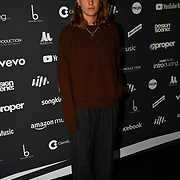 Marika Hackman is a Transgressive artist Arrivers at AIM Independent Music Awards at the Roundhouse on 3 September 2019, Camden Town, London, UK.