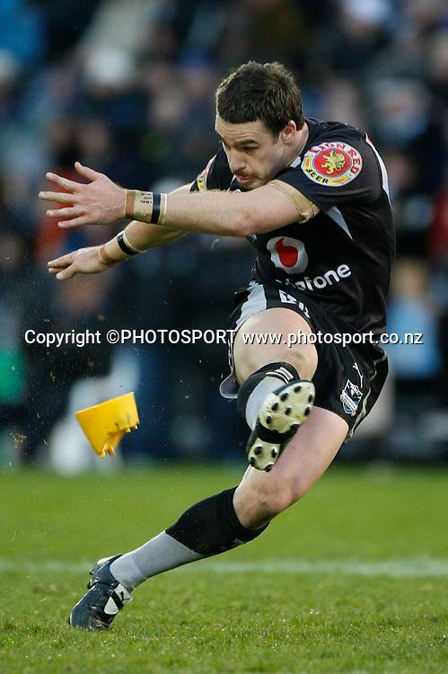 Michael Witt. NRL, Vodafone Warriors v Penrith  Panthers, Mt Smart Stadium, Auckland, Sunday 31 August 2008. Photo: Andrew Cornaga/PHOTOSPORT