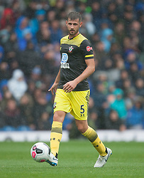 Jack Stephens of Southampton - Mandatory by-line: Jack Phillips/JMP - 10/08/2019 - FOOTBALL - Turf Moor - Burnley, England - Burnley v Southampton - English Premier League