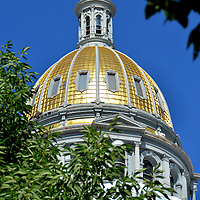 Colorado State Capitol Building in Denver, Colorado<br />
