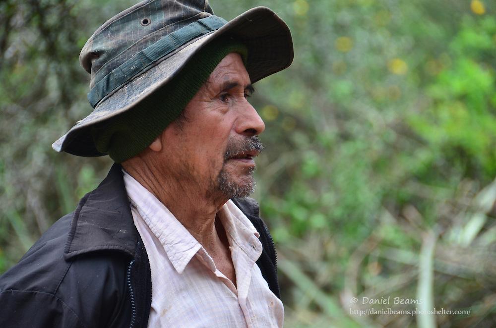 Guarani man