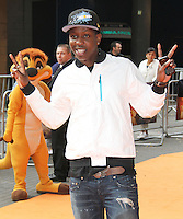 Jamal Edwards The Lion King 3D - UK film premiere, BFI IMAX, Waterloo, London, UK. 25 September 2011 Contact: Rich@Piqtured.com +44(0)7941 079620 (Picture by Richard Goldschmidt)