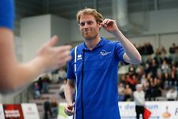 20180331 NED: Eredivisie Sliedrecht Sport - Regio Zwolle, Sliedrecht <br />Matt van Wezel, headcoach of Sliedrecht Sport <br />©2018-FotoHoogendoorn.nl / Pim Waslander